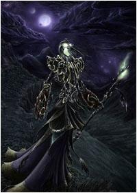 Charon, le Passeur, Général des Défunts