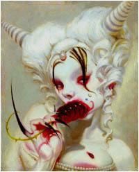 Erzaebeth, L'Assoiffée, Comtesse Sanglante