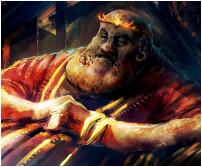 Fithos, le Collectioneur, Roi des Lépreux