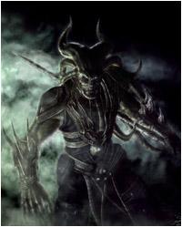 Ortho, le Dément, Maître d'Armes